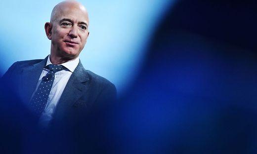 Amazon-Chef Jeff Bezos hat schon seit längerem eine Fehde mit US-Präsident Donald Trump