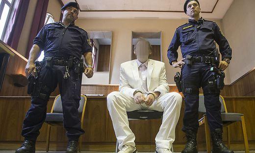 Alen R. wurde in Graz der Prozess gemacht.