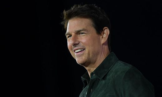 Tom Cruise  auf der Comic-Con