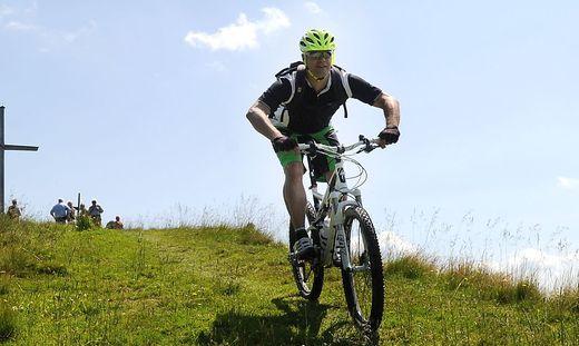 Mountainbiken entwickelt sich immer mehr zum Trendsport