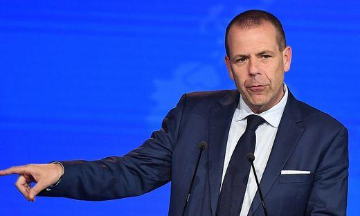 FRANCE-POLITICS-MENL-RALLY