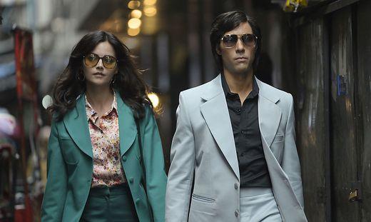 Tahar Rahim und Jenna Coleman als mörderisches Duo