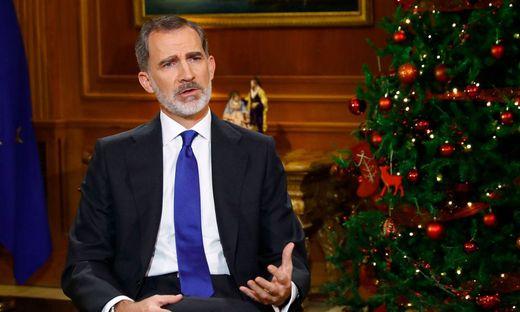 König Felipe von Spanien