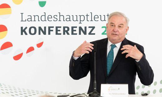 LH Hermann Schützenhöfer