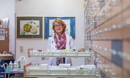 Alexandra Mandl ist Vorstandsmitglied der Apothekerkammer