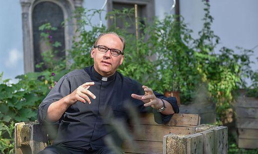 Pfarrer Hermann Glettler ist ab September Bischofsvikar.