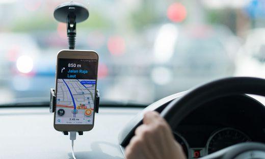Uber vermittelt Mitfahrgelegenheiten