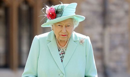 Queen Elizabeth II. begeht ihren 95. Geburtstag im Kreise der Familie