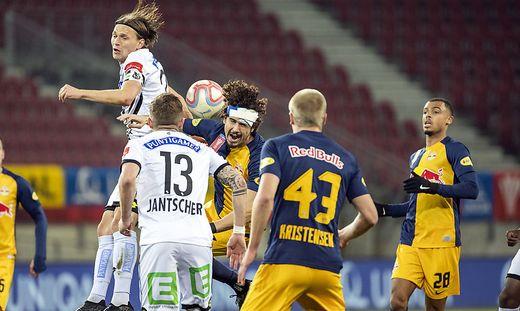 SOCCER - UNIQA OEFB Cup, Sturm vs RBS