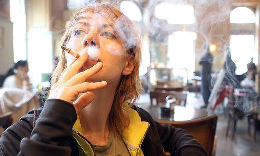 Rauchen: In vielen Grazer Lokalen ist das schon jetzt nicht mehr möglich