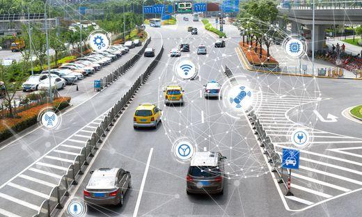 Autonomes Fahren wird bei künftiger Mobilität möglicherweise eine zentrale Rolle spielen