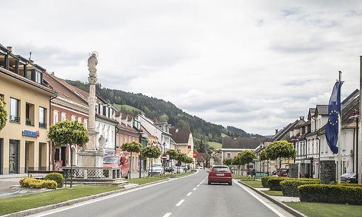 Sujetfotos Bad St. Leonhard Mai 2019