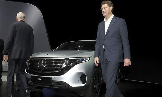 Daimler-Chef Ola Kaellenius