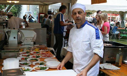 Italienische Spezialitäten werden wieder serviert