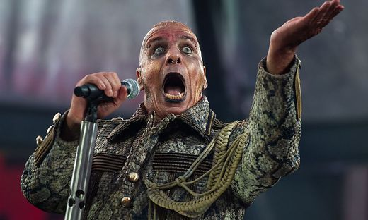 GERMANY-MUSIC-CONCERT-RAMMSTEIN