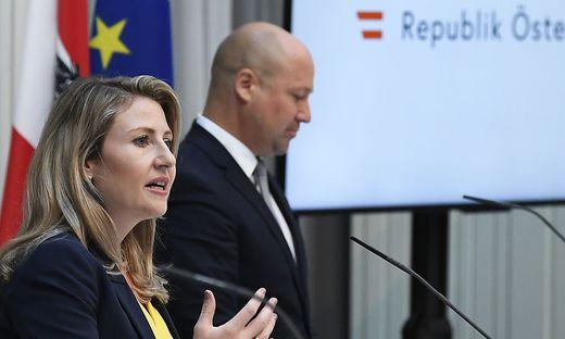 ÖVP-Integrationsministerin Susanne Raab