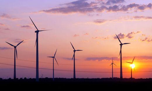Strom durch Windkraft (Sujetbild)