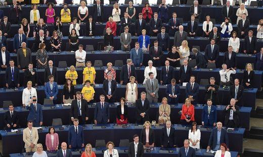 EU-Parlamentarier wählen heute den neuen Präsidenten