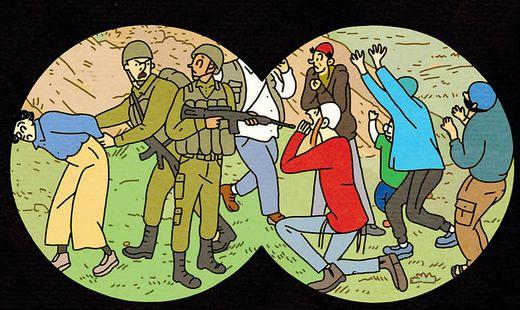 Tunnel: Die Suche nach der Bundeslade vor dem Hintergrund des Nahostkonfliktes