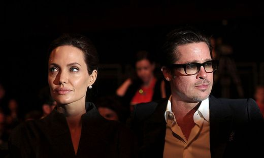 Es war einmal: Angelina Jolie und Brad Pitt