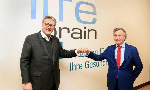 Lifebrain Group er�ffnet neues COVID-19 Labor in Wien