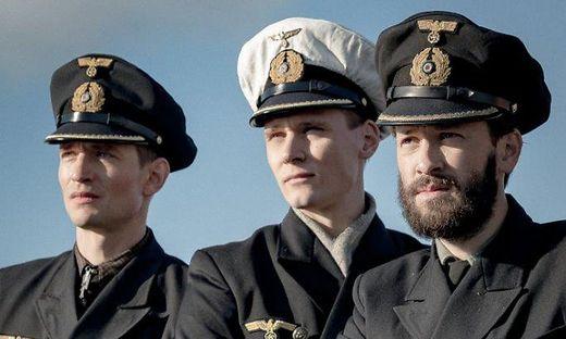 """Die Crew der Serie """"Das Boot"""""""