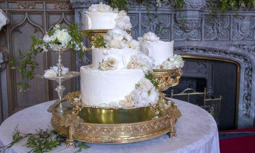 Empfang Auf Schloss Windsor Lamm Torte Und Elton John Fur Die