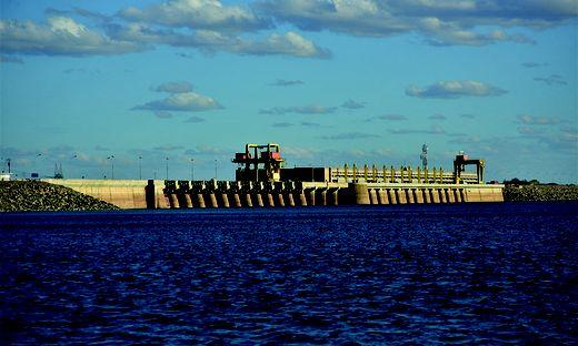 Das Wasserkraftwerk Sobradinho