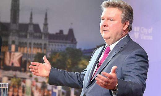 Wiens Bürgermeister Michael Ludwig (SPÖ)