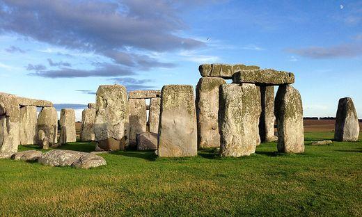 Stonehenge - Boten aus der Urzeit