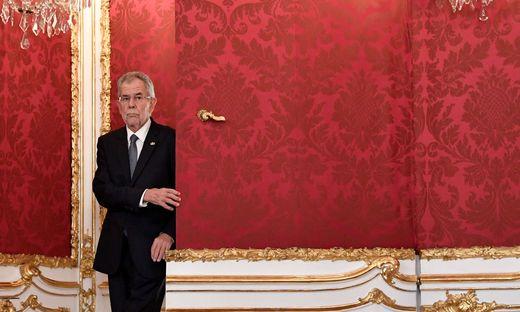 Bundespräsident Alexander Van der Bellen hat Österreich im Vorjahr elegant durch die Krise gesteuert