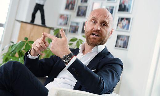 """Immobilien-Maßschneider"" Thomas Hopfgartner"