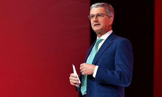 Abgasaffäre - Audi-Chef Rupert Stadler festgenommen
