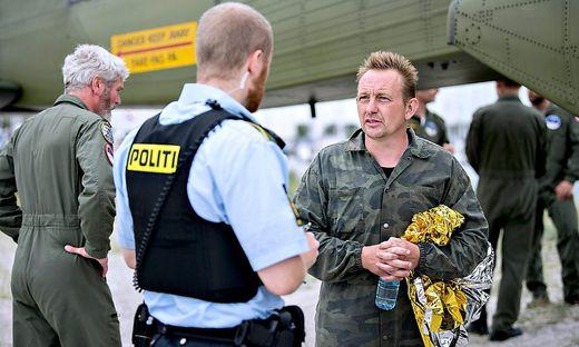 U-Boot-Bauer Madsen wird angeklagt
