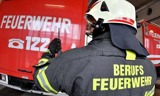 Zehn Männer der Grazer Berufsfeuerwehr wurden positiv getestet