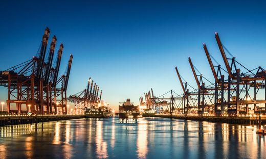 Die deutsche Wirtschaftsleistung gab im zweiten Quartal um 0,1 Prozent nach