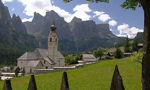 Der Zauber der Dolomiten