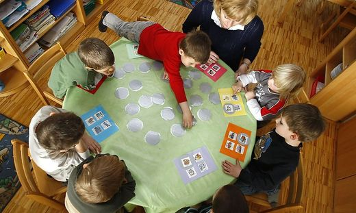 Land beschloss Fördergelder für Kindergärten