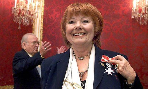 Elfriede Ott wird am 28. Juni beigesetzt
