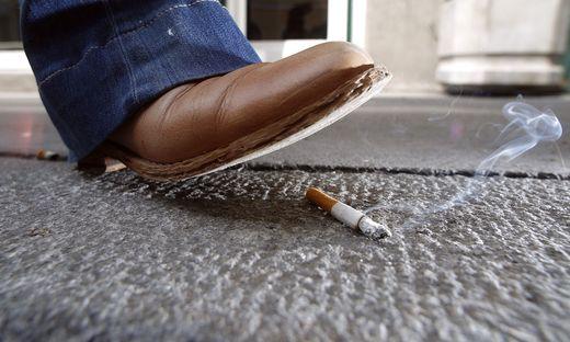 """Petition in Deutschland gestartet: """"Ein Pfand auf Zigaretten ist nur fair"""""""
