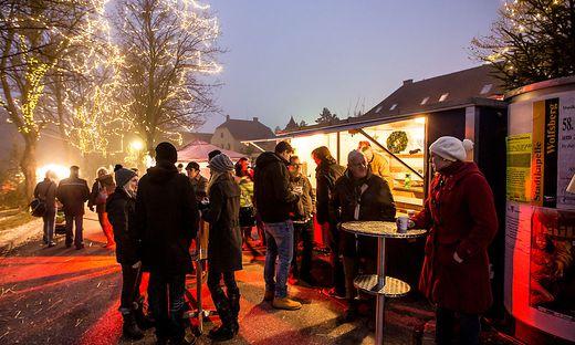 Adventmarkt Wolfsberg