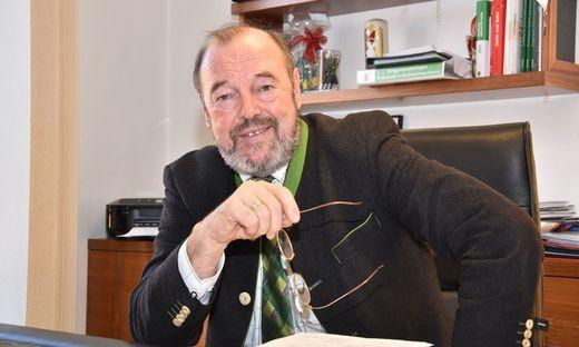 Bürgermeister Walter Eichmann zeigt sich nach heftigem Widerstand kompromissbereit