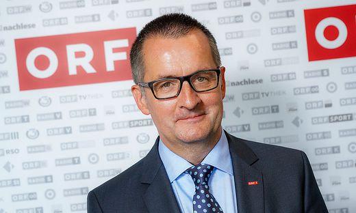 Robert Unterweger neuer ORF-Landesdirektor Tirol