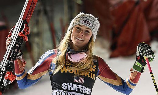 Ski-Star Mikaela Shiffrin