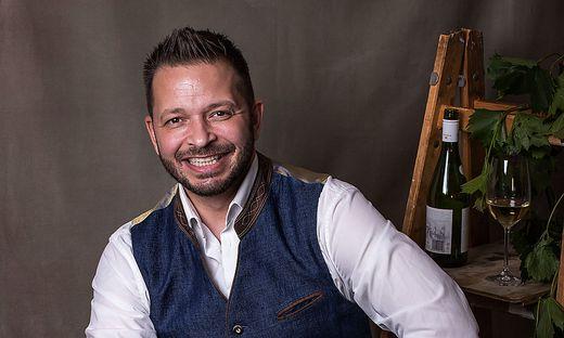 Niklas Stopper vom Römerhof setzt auf seinen Abhol- und Lieferservice