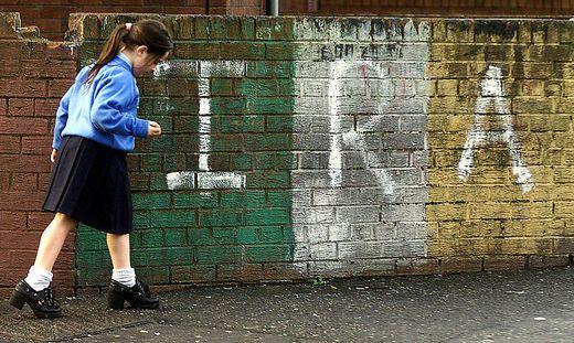 """Der Roman """"Milchmann"""" erzählt die Geschichte des Bürgerkriegs zwischen Irland und Nordirland"""
