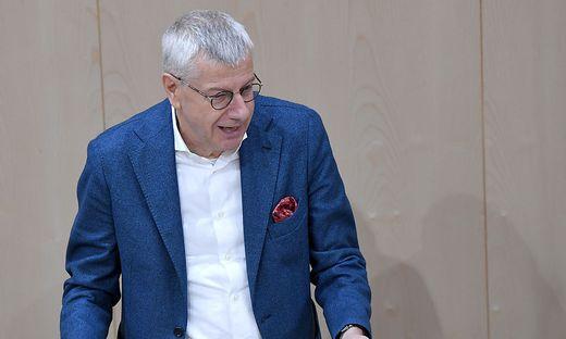 "Bruno Rossmann: ""ambitionslose Klimapolitik"""