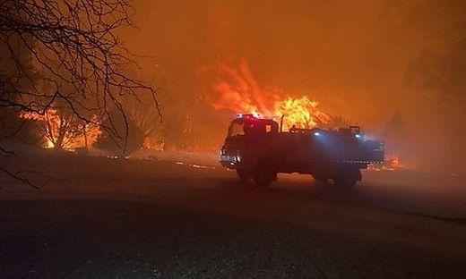 Mit den ersten Frühlingstagen begannen erste Buschbrände im Osten Australiens.