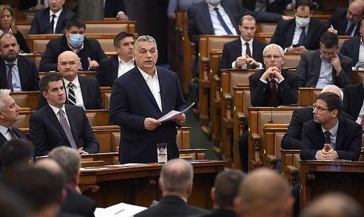 (Corona-)Krise in Ungarn: Notstandsgesetz verabschiedet