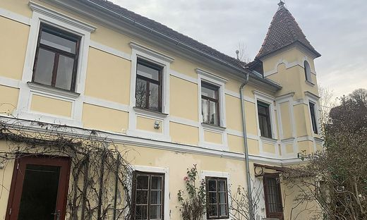 Die Villa am Ruckerlberg dürfte gerettet sein.